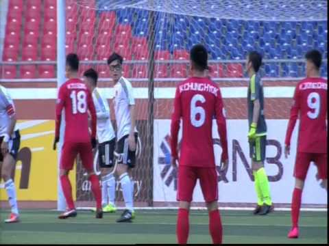 4 25 SC vs Erchim FC (AFC Cup 2017 : Group Stage)