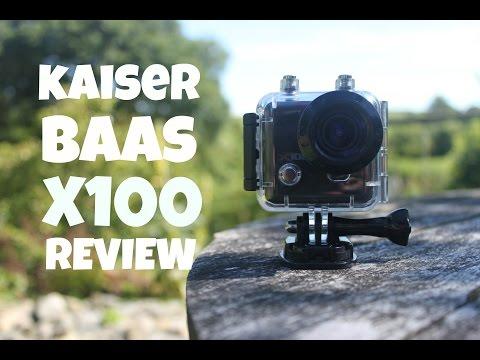 Kaiser Baas X100 : A GoPro rival?