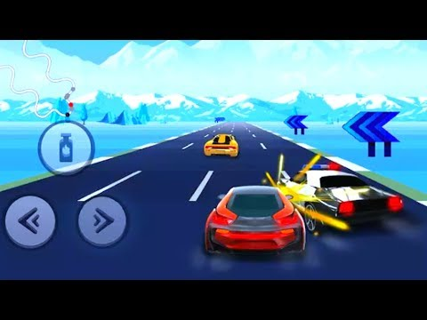 Horizon Drive (by AppOn Innovate) - Android Gameplay HD