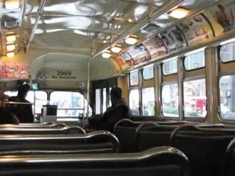 New York City Transit Authority 1948 GMC TDH-5101 #2969 ...