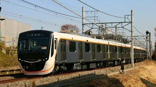 東急6020系、大井町線内初試運転