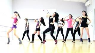 Macklemore & Ryan Lewis -- Thrift Shop | InnaShow | Go-Go | E-dance studio