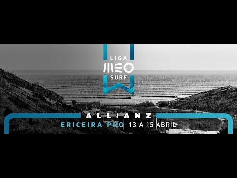 Liga MEO Surf | Allianz Ericeira Pro | Dia 2