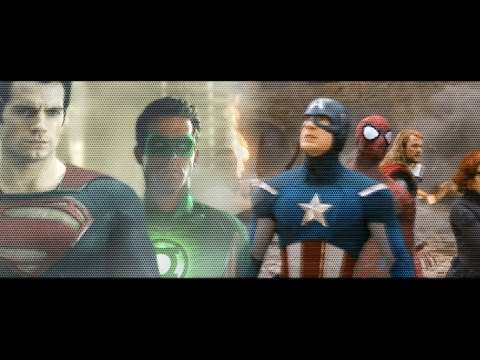 Avengers v Justice League Trailer (FAN MADE) streaming vf