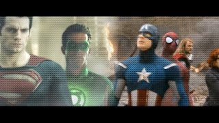 Video Avengers v Justice League Trailer (FAN MADE) download MP3, 3GP, MP4, WEBM, AVI, FLV September 2018