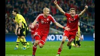 Bayern München 2 x 1 Borussia Dortmund - Final da Liga dos Campeões (2012/13)
