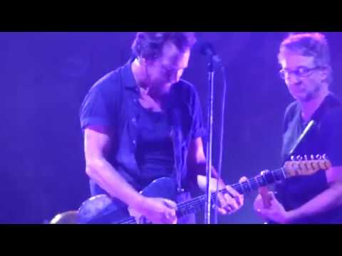 Pearl Jam  Its OK Daughter Tag  Wrigley Field August 20, 2018