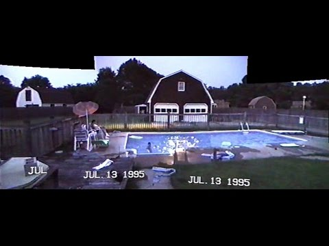 The Death of a Swimming Pool - 2003