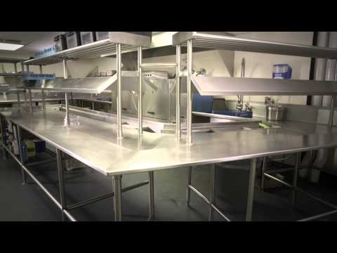 Monroe Kitchen Equipment Promotional Video
