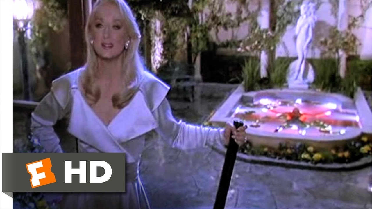 Death Becomes Her Quotes Death Becomes Her 710 Movie Clip  Madeline's Revenge 1992 Hd