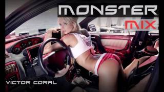 MONSTER MIX - VICTOR CORAL