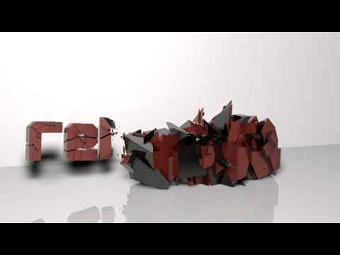 reDwzRd Cinema 4D Intro