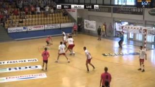 U16 boys final at Generation Handball 2014. RK Izvidac vs UH Esbjerg