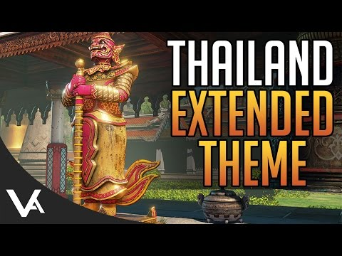 SFV - Thailand Stage Full Theme Song For Street Fighter 5! Extended OST