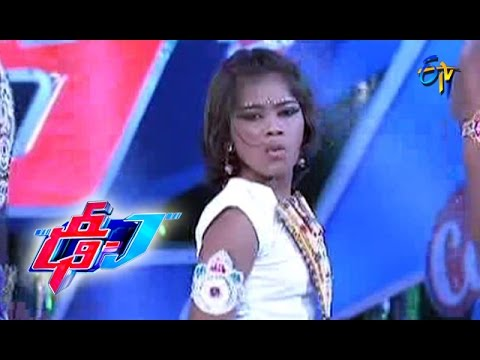 Sakkubaai Garam Chai Song - Varshini Performance - 15 - Dhee Juniors - ETV Telugu