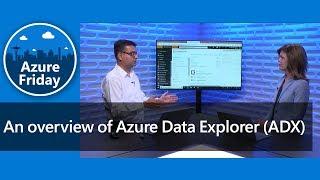 Download Lagu An overview of Azure Data Explorer (ADX)   Azure Friday mp3