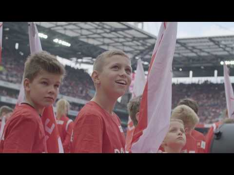 1. FC Köln Fußballschule Heinz Flohe