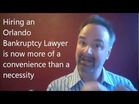 ORLANDO BANKRUPTCY LAWYER Alternative $44: Self-Help Bankruptcy