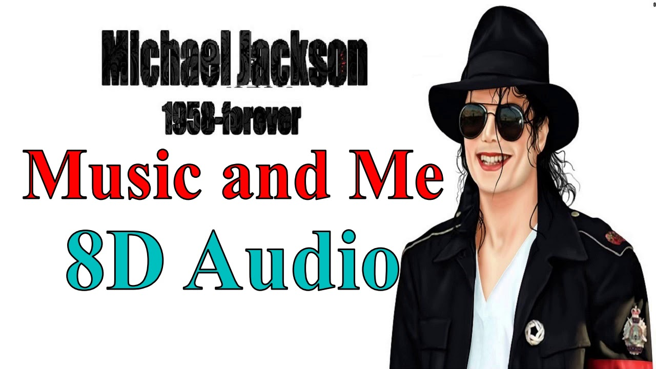 Michael Jackson Music And Me 8d Audio Music And Me 1973 Album Song 8d Youtube