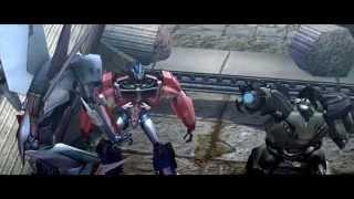 Transformers Prime: The Game - Walkthrough Part 7