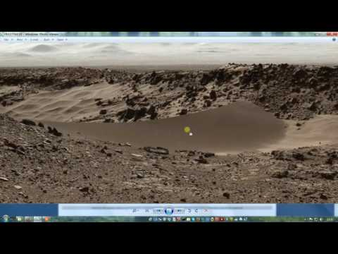 Mars anomaly video 1 - Gary McKinnon