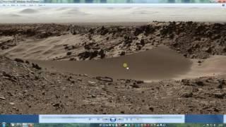 Mars anomaly video 1 - Gary McKinnon