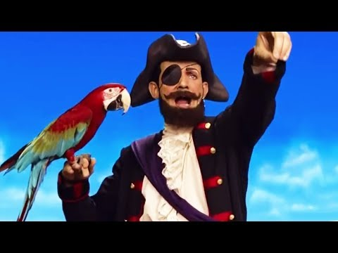 Lazy Town Full Episode | Robbie Rotten Rottenbeard | Season 1 Full Episode