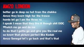 BIGMORE Let's Get It feat. Amzo London   HD Lyrics