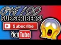 100 SUBSCRIBERS A Thank you montage!! (Giveaway ended)