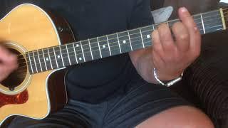 The Farm-Altogether Now-Acoustic Guitar Lesson.