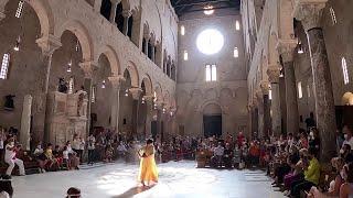 A Bari il rito del sole che 'buca' la cattedrale: è la magia del solstizio d'estate