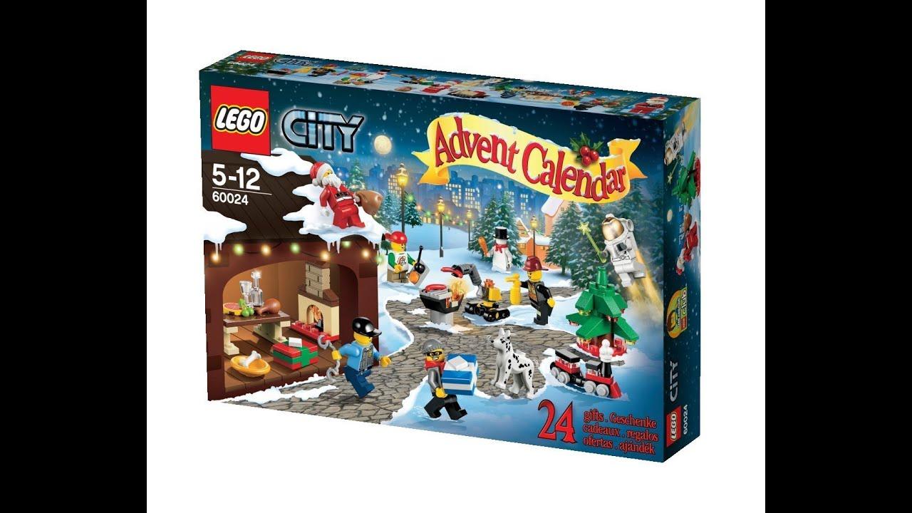 Calendario Avvento Lego City.Vinci Un Calendario Dell Avvento Lego