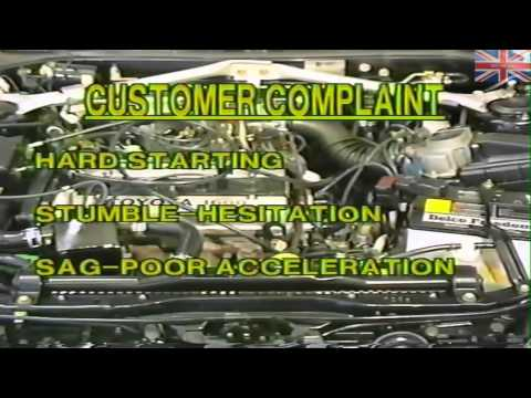 Standard Motor Products - Engine Control Systems - Toyota & Nova Electronic Engine Controls (1988)
