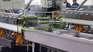Двухшнековый экструдер STR-75В со стренговой системой резки(, 2017-01-10T14:08:39.000Z)