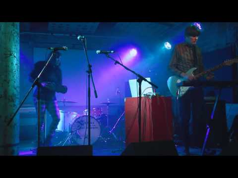 Threads of Sound presents Pumajaw Live in Stereo, Glasgow, UK.Performing Mazy Laws