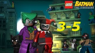 LEGO Batman (Villains Campaign) 3-5. Dying of Laugter