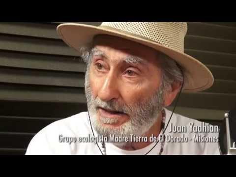 Entrevistas en la Radio - Mesa Provincial No a las Represas