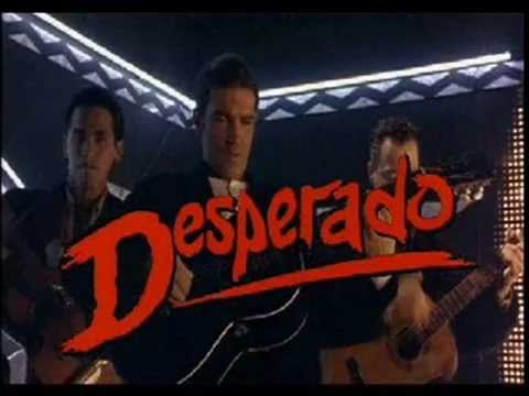 Antonio Banderas - Desperado film music