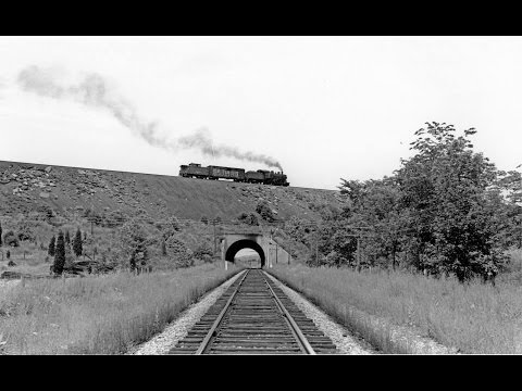 Lackawanna Cut-Off - Part 9: Rails Under and Over the Cut-Off