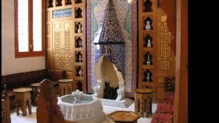Дизайн кухни в турецком стиле