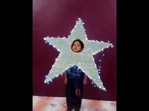 Husain Fancy Dress Star