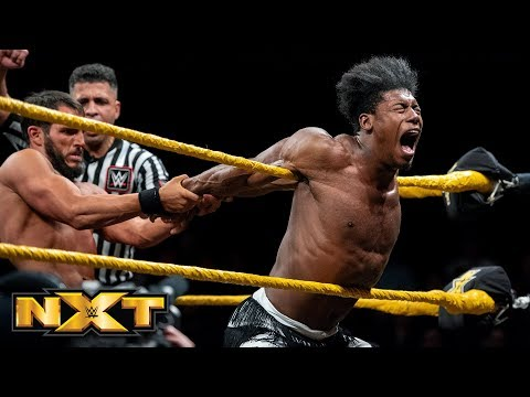 Johnny Gargano vs. Velveteen Dream - NXT North American Championship Match: WWE NXT, Feb. 20, 2019