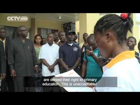 Faces Of Africa - Liberia Voices of the Youth