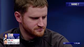 Main Event Final Table - EPT Monte Carlo 2018 - Part 1