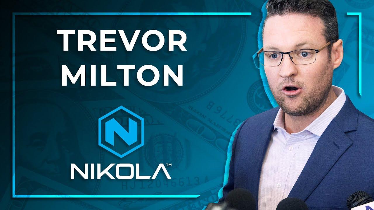 Interview: Nikola Motor CEO Trevor Milton (Tesla Daily) (VTIQ, NKLA)