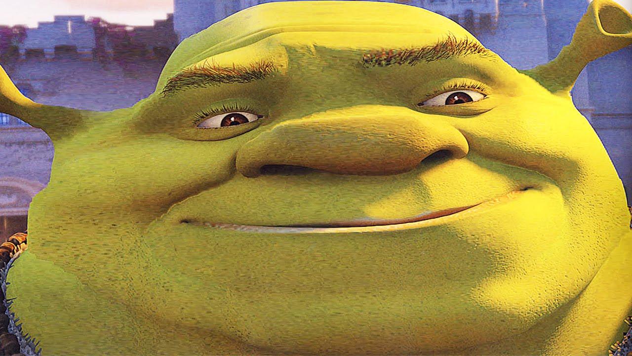 Shrek Fan Art