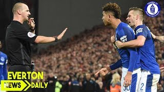 FA: Holgate Acted In Good Faith | Everton News Daily