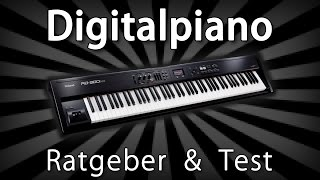 Digitalpiano Ratgeber & Test (Klavier Kaufberater)