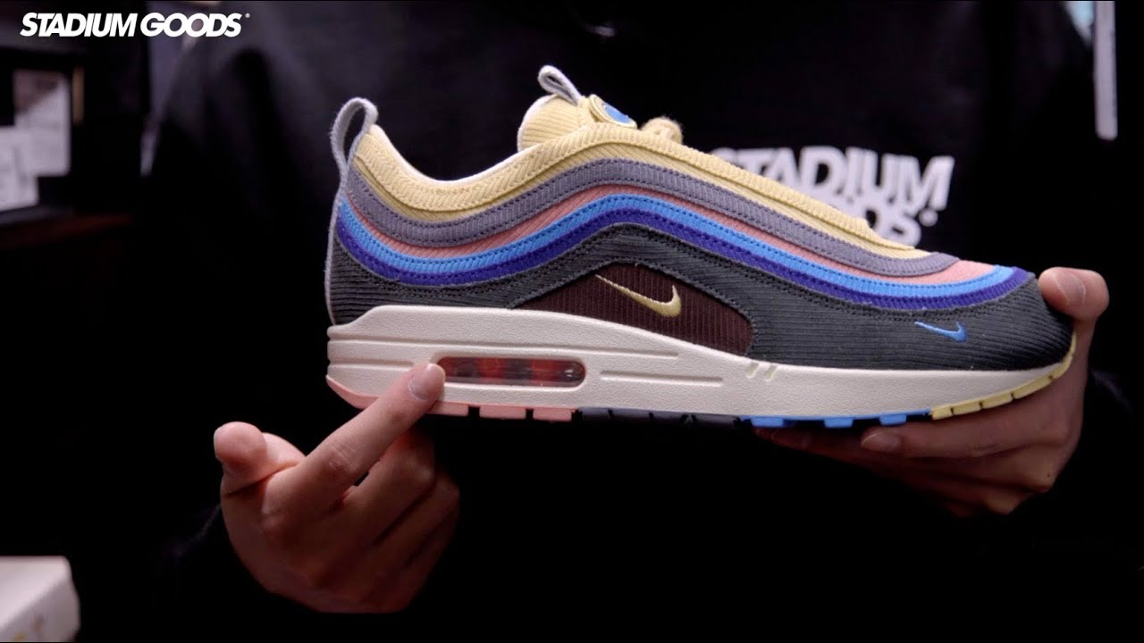 6546a4db202c Unboxing  Sean Wotherspoon x Nike Air Max 1 97 - YouTube