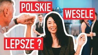 We wrześniu byliśmy w Polsce na weselu znajomych. To było pierwsze ...